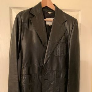 Wilson's House of Leather Vintage Leather Jacket